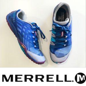 Merrill Barefoot Style Cross Trainers